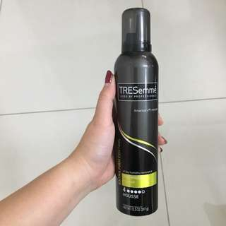 Tresemme hair moouse