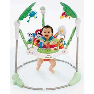 Rainforest Jumperoo Fisher Price