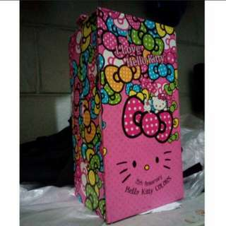 Hello Kitty cabinet