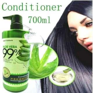 Aloe vera shampoo&conditioner