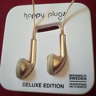 Happy plus earbuds