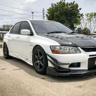 Mitsubishi Evolution 8