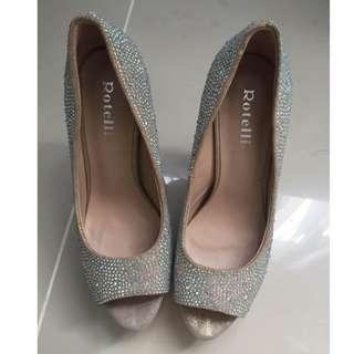 Rotelli Gemstones Pump Shoes