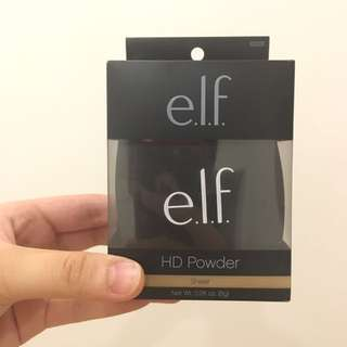 ELF HD Powder