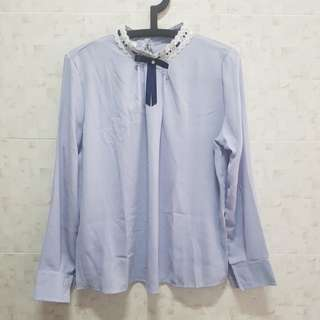 Brand new lilac office lady wear