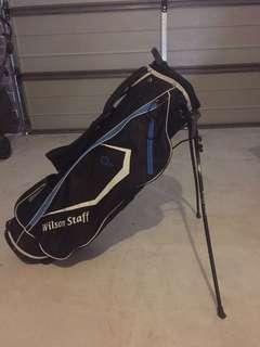 Wilson staff golf bag