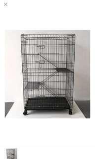 Sangkar Kucing, Pet's cage