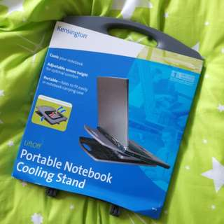Kensington notebook cooling stand