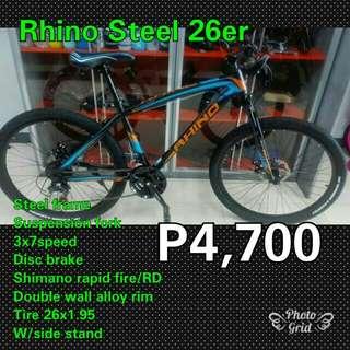 Rhino bike 26er