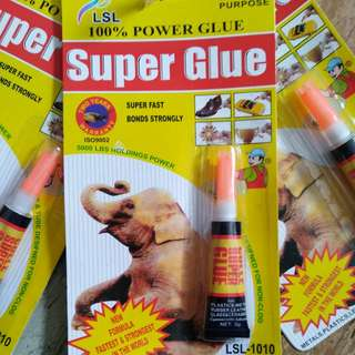 Super Glue Made in Japan