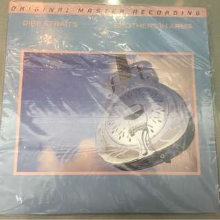 Dire Straits ‎– Brothers In Arms, Brand New 2x Vinyl LP, Limited Edition No. 003210, Mobile Fidelity Sound Lab ‎– MFSL 2-441, 2015, USA
