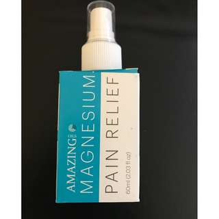 Amazing Magnesium Pain Relief Gel Roll-on