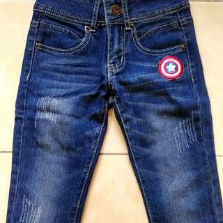 Long Stylish Skinny Jeans