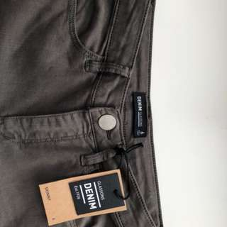 BRAND NEW GLASSONS Khaki Jeans