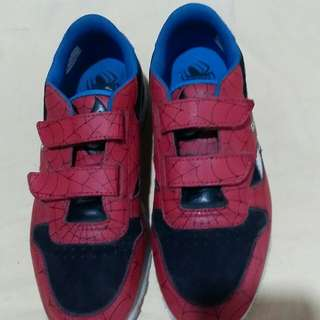 Reebok Spiderman shoes