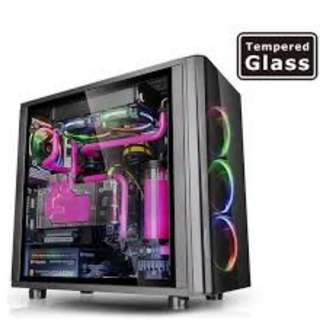Thermaltake View 31 TG RGB - CA-1H8-00M1WN-01