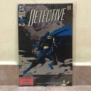 DC Comic Detective Comic Batman