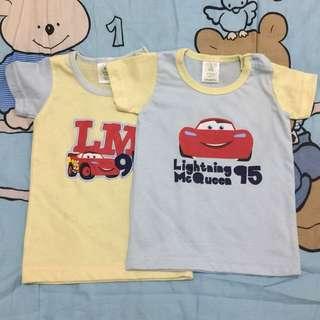 3-6M Cars Shirts