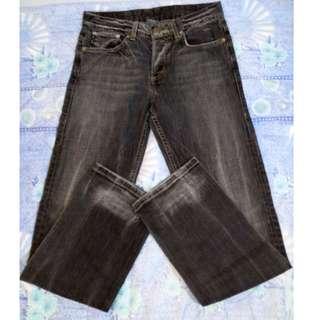 ARMANI EXCHANGE Men's Dark Wash Denim Jeans