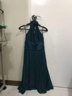 Vera Moda Teal Cocktail Dress