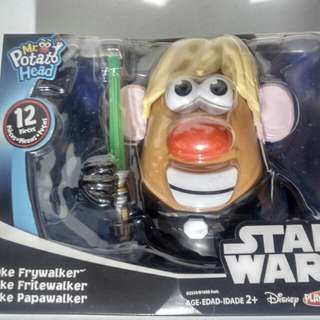 Potato head starwars