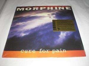 """VINYL - Morphine """"Cure For Pain"""" (1993)"""