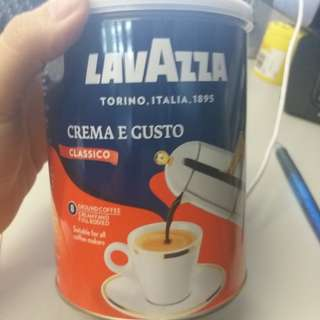 Lavazza Italy coffee