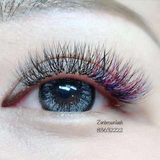 Eyelash Extensions (zenbrownlash)