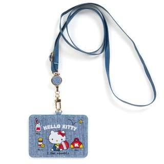 Japan Sanrio Hello Kitty ID Case (Embroidery)