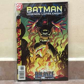 DC Comic Batman Legends of the Dark Knight