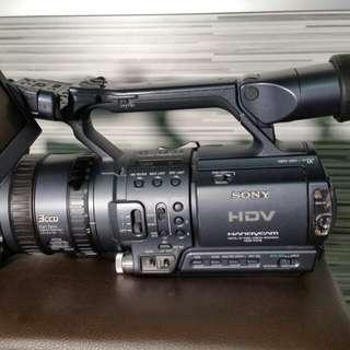 Sony HDR-FX1E