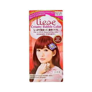 Liese Hair Color - Maple Red