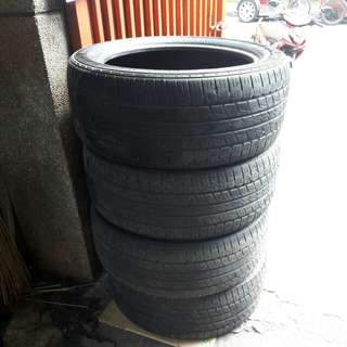 Car Tires Size 20