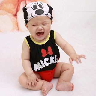 Cute BABY Disney 2pcs OUTFIT Set Php440