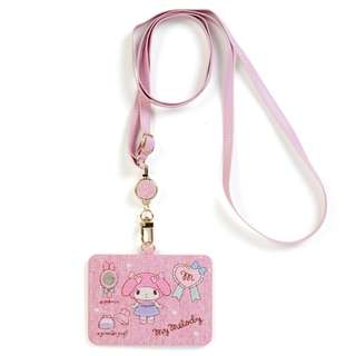 Japan Sanrio My Melody ID Case (Embroidery)