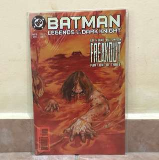 DC Comics Batman legends of the dark knight