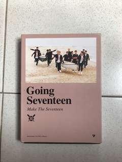 Unsealed Going Seventeen Album w/ pc