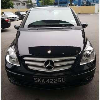 Mercedes-Benz B170 Auto