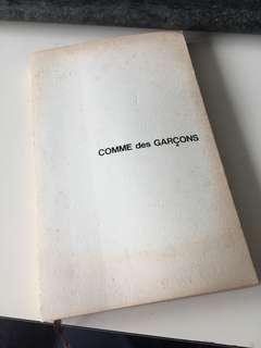 Comme des Garçons note book