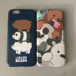 We Bare Bear Phone Case