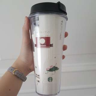 Tumbler-Sbucks Vietnam Marron.Cr