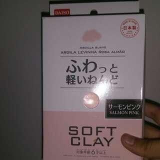 Daiso Soft Clay