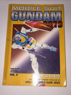 Mobile Suit Gundam 0079 - Vol 9