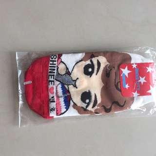 SHINee Minho Socks