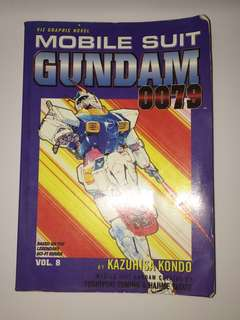 Mobile Suit Gundam 0079 - Vol 8