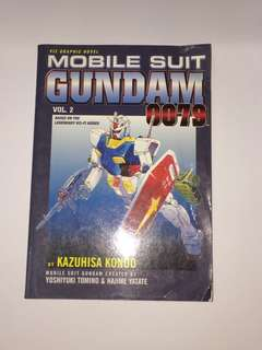 Mobile Suit Gundam 0079 - Vol 2