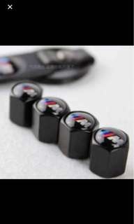 Tire Air Valve Caps for BMW