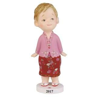 Takashimaya Rose Chan Peranakan Doll 2017