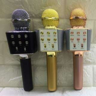 🆕WS-1688 Bluetooth Microphone