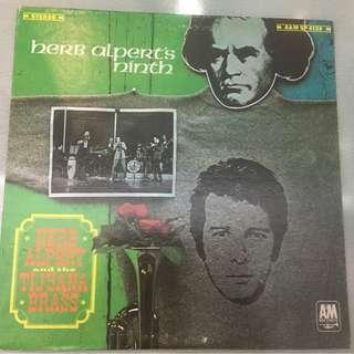 Herb Alpert And The Tijuana Brass – Herb Alpert's Ninth, Vinyl LP, A&M Records – SP-4134, 1967, USA